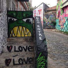 #becodobatman #grafite