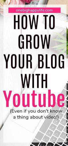 Blogging tip: YouTube is a great tool for growing your online income. It sends thousands of views to my brand new blog every month and has increased my online income by thousands a month. Sign up for this free live training where I share the secrets that helped me grow my YouTube channel to nearly 30,000 subscribers in one year. Learn all about how to come up with Youtube video ideas, starting a Youtube channel, and Youtube channel ideas for bloggers! #youtube