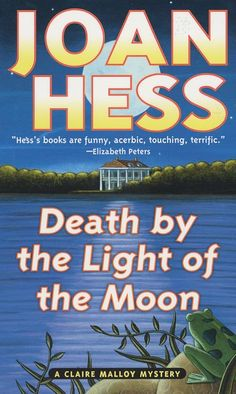 Joan Hess Death by the Light of the Moon