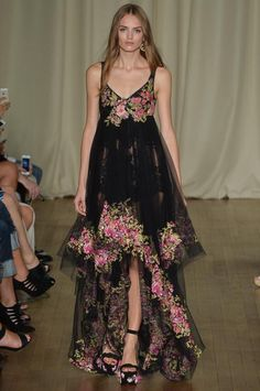 Marchesa Spring 2015 Ready-to-Wear - Collection - Gallery - Look 1 - Style.com