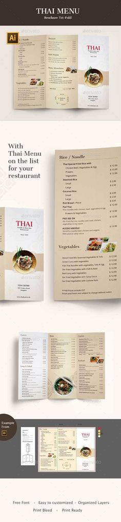 Simple Style A Poster Menu  Menu Templates Template And Food