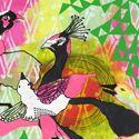 'the flock' print