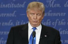 MORON Donald Trump speaks at a fourth-grade level, the lowest of last 15 U.S. presidents, according to analysis - AOL News