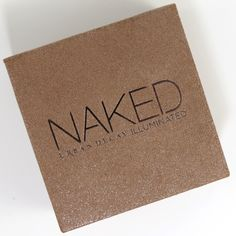 Urban Decay NAKED Illuminated Shimmering Powder for Face and Body Review, Photos, Swatches.    Really want this
