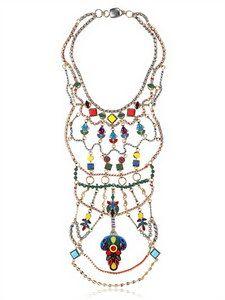Anonyme Jewel - Fairy Tales Long Necklace | FashionJug.com