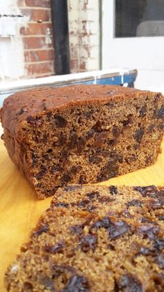 Boiled fruit cake Boiled fruit cake – Smugface Lazybones<br> In our house, there is a ritual that happens around Christmas, when my daughters come home, go through the cupboards, and accusingly wave bars of chocolate at me with one square eaten. Loaf Recipes, Baking Recipes, Cake Recipes, Easy Fruit Cake Recipe, Healthy Fruit Cake, Baking Ideas, Boiled Fruit Cake, Boiled Raisin Cake Recipe, Gateaux Cake