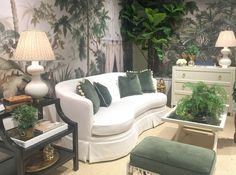 Beyond Blush Pink - 2018 Color Trends from High Point - The Decorologist