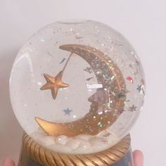 Mid-Century Design is always reinventing itself. Why not get on board with Shapeshifter? Luna Lovegood Aesthetic, Pics Art, Moon Child, Stars And Moon, Aesthetic Pictures, Ethereal, Just In Case, Snow Globes, Kitsch