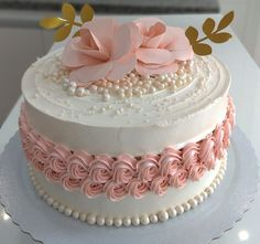 Login You are in the right place about antique wedding cakes vintage Here we offer you the most beautiful pictures about the wedding cakes vintage lace you are looking for. Cake Decorating Frosting, Cake Decorating Designs, Creative Cake Decorating, Cake Decorating Videos, Birthday Cake Decorating, Cake Decorating Techniques, Creative Cakes, Cake Designs, Elegant Birthday Cakes