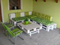 Pallet Project - Pallet Furniture