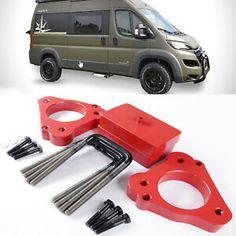 suspension upgrade peugeot boxer - Google Zoeken Peugeot, Boxer, Camper, Google, Caravan, Travel Trailers, Boxer Pants, Motorhome, Campers