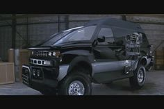 Owen's Assault Vehicle in Tango & Cash Tango & Cash, Gmc Vans, Movie Tv, Movie Cars, Retro Futurism, Classic Tv, Cars And Motorcycles, Chevy, Trucks