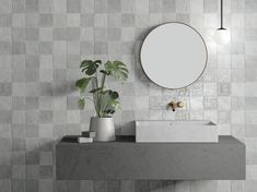 Riad is a wall tile collection inspired by the hospitality and local colour of typical Moroccan guesthouses. A collection that stands out for its bright. Riad, Glazed Ceramic Tile, Ceramic Wall Tiles, Terrazzo, Mosaic Tile Sheets, Moroccan Colors, Beige Marble, Stone Mosaic Tile, Marble Effect