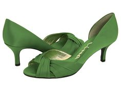 Nina Culver: I like these a lot, but heel may be too high....what do you think?