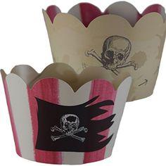 Pirate Theme Reversible Cupcake Wrapper Decorations, Conf... https://www.amazon.com/dp/B01IBZ9MOA/ref=cm_sw_r_pi_dp_5WxIxbNQRPQE4
