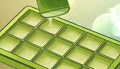 Descubre los beneficios de congelar aloe vera o sábila. ¡Impresionante! - Mejor con Salud