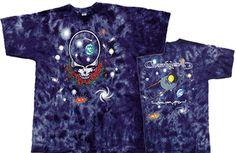 Grateful Dead Space Your Face Tie Dye Shirt Grateful Dead Shirts, Dead Space, Tie Dye Shirts, Tye Dye, Face, Tie Dye, The Face, Faces, Facial