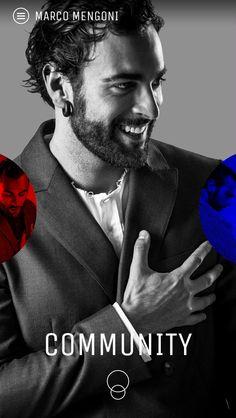Marco Mengoni un'App per portarlo sempre con sè