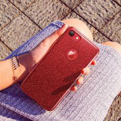 iPhone 8 Plus Cover iPhone 8 Plus 5.5 YIGA Verde Silicone Morbido