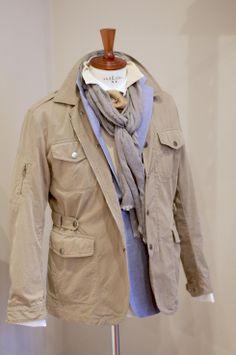 Bush Poplin Traveler S Jacket Menswear In 2019 Safari