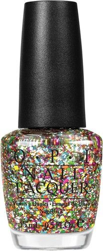 I LOVE sparkly things and this is SUPER sparkly for my nails!