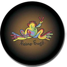 All Things Jeep - Multi-Colored Peace Frogs Spare Wheel Cover Jeep Spare Tire Covers, Jeep Tire Cover, 97 Jeep Wrangler, Jeep Jeep, Pretty Cars, Jeep Accessories, Wheel Cover, Jeep Life, My Ride