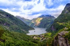 """See 487 photos from 2159 visitors about scenic views, bucket list, and trails. """"Absolutely beautiful, a must see for anyone visiting Norway and a. Places To Travel, Places To Visit, Norway Fjords, Places Worth Visiting, Norway Travel, Lofoten, Beautiful Places In The World, Beautiful Scenery, Once In A Lifetime"""