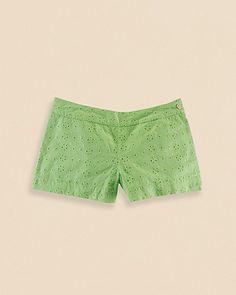 Ralph Lauren Childrenswear Girls' Lace Eyelet Shorts - Sizes 7-16 | Bloomingdale's#fn=KIDS_APPAREL_TYPE%3DBottom%26spp%3D62%26ppp%3D96%26sp%...