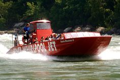 Niagara River jet boat - 15 Things to Do in Niagara on the Lake, Ontario York Things To Do, Jet Boat, Fast Boats, Visit Canada, Lake Erie, Great Lakes, Canada Travel, Outdoor Travel, Niagara Falls