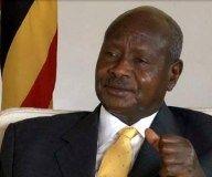 """""""El presidente Museveni firmó finalmente la ley antigay""""."""