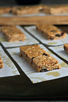 Peanut Butter, Coconut, Chocolate Chip, Oat Bars | Recipe | Oat Bars ...