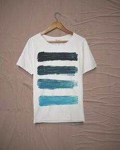 ink still Shirt Print Design, Tee Shirt Designs, Custom T Shirt Printing, Printed Shirts, Cool Shirts, Tee Shirts, Look Man, Shirt Style, Mens Fashion