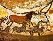 Grotte de Lascaux, MontignacCaveThe mother of all caves. This is the worldwide most well-known cave if it concerns prehistoric art. Lascaux II is a very precise copy of the, for the tourists closed original cave of Lascaux. Cave Paintings France, Lascaux Cave Paintings, Chauvet Cave, Wall Paintings, Animal Paintings, Art Pariétal, Ap Art, Paleolithic Art, Paleolithic Period