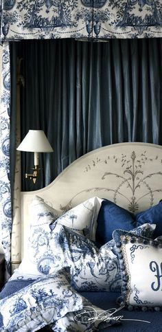 In the Blue Room | ZsaZsa Bellagio - Like No Other