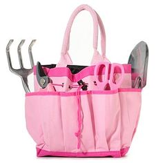 Pink Garden Tools   Lea, If You Werenu0027t Into Gardening Before, You