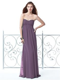 Dessy Collection Style 2835: The Dessy Group; for my bridesmaids. In 'smashing'.