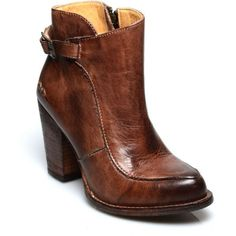 Bed Stu Teak Rustic Isla Bootie - Women's ($118) ❤ liked on Polyvore featuring shoes, boots, ankle booties, teak rustic, bootie boots, short boots, bed stu boots, ankle bootie boots and bed stu booties