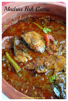 WMF Cutlery And Cookware - One Of The Most Trustworthy Cookware Producers Madras Fish Curry Veg Recipes, Seafood Recipes, Cooking Recipes, Cooking Tips, Fried Fish Recipes, Fish Dishes, Seafood Dishes, Indian Fish Recipes, Comida India