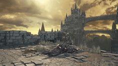 Medieval Anime Castle Gif 84
