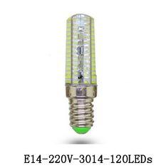 1x E14 LED Lamp Silicone 3W/5W/7W/9W/10W/12W/15W Crystal Kitchen Fridge Tube Refrigerator Light Indicator Desk Reading Corn Bulb  EUR 0.70  Meer informatie  http://ift.tt/2gJ59Li #aliexpress