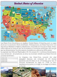 civilisation-États-Unis - Dans ma classe, il y a...