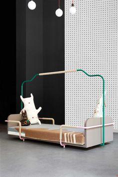 Cose Da Bocia Kids Furniture by Andrea Marcante + Adelaide Testa of Uda Architetti   Yellowtrace