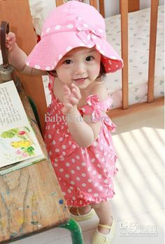2019 Baby Suit  Girls Dress  Dress + Hat + Underwear From Babykidsstore ce1ed2ee26a2