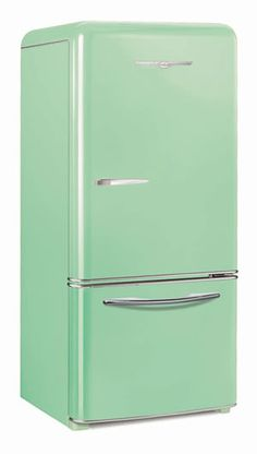 1950 Mint Fridge