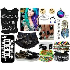 Untitled #312 by izzer145 on Polyvore featuring polyvore fashion style Sally&Circle Vans River Island Tressa
