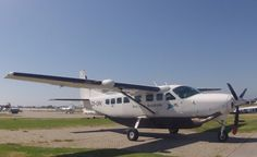 Caravan Pilot: Caravan Initial Turbine Rating Conversion at Shelt...
