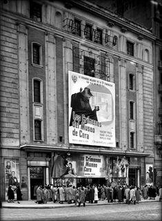 Cine Avenida, años 50