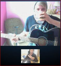 Skype Guitar Lessons with Jeffrey Thomas