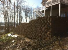 versa lok segmented retaining wall
