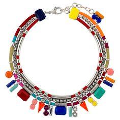 Short Necklace N°242 Massai